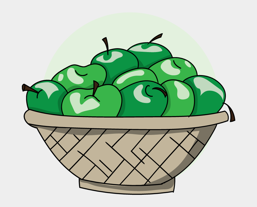 basket of apples clipart, Cartoons - She Thought Her Classmates Would Probably Like These