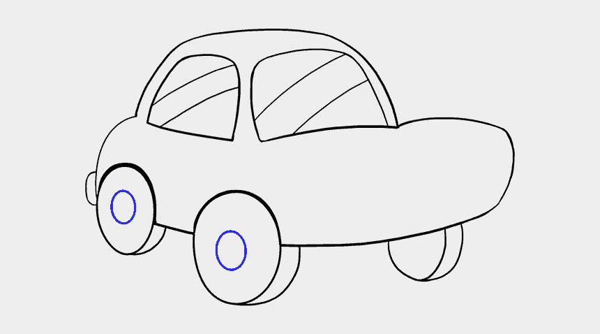 car trunk clipart, Cartoons - Cartoon Car Pics - Car Drawing Front Transparent