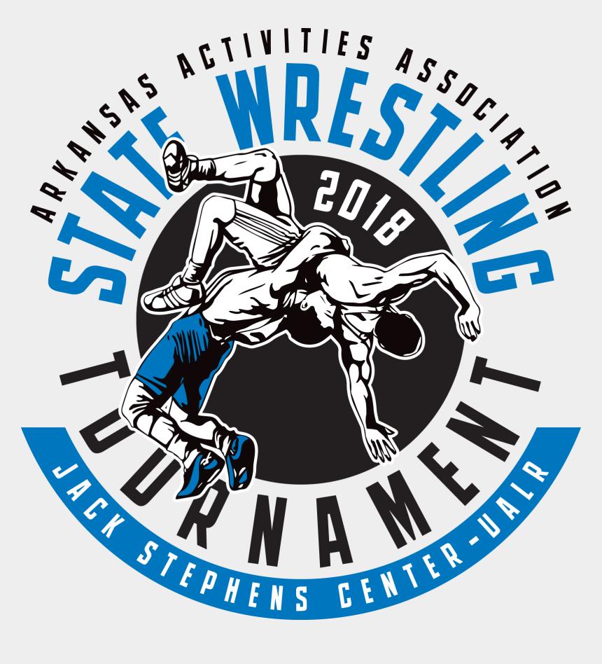 high school wrestling mat clipart, Cartoons - Arkansas State High School Wrestling Tournament - Graphic Design