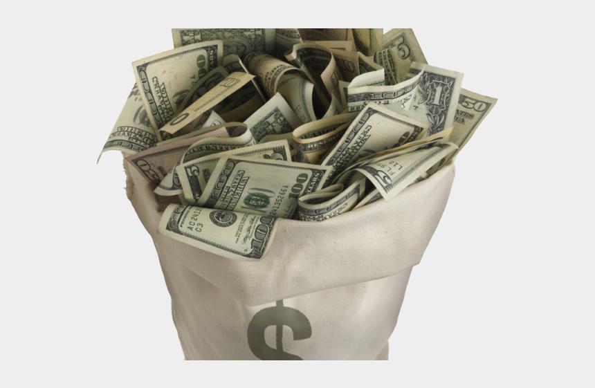 making the bed clipart, Cartoons - Make Money Png Transparent Images - Open Money Bag Png
