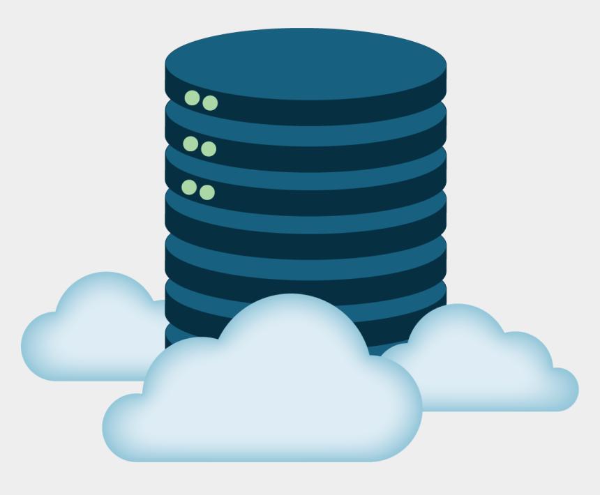 trustworthy clipart, Cartoons - Server Clipart Cloud Software - Cloud Server Green Png