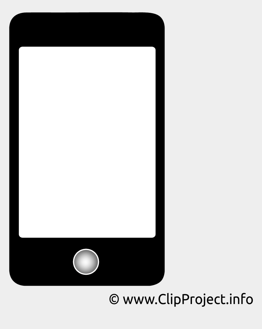 smartboard clipart, Cartoons - Smart Home Icons - Smartphone Clipart Schwarz Weiß