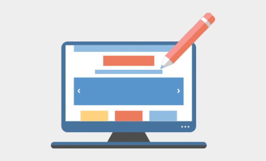 woodpecker clipart, Cartoons - Web Development Clipart Transparent - Create A Website Clipart