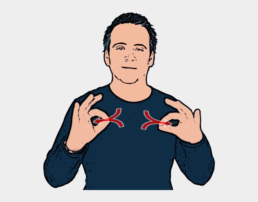 quiet hands clipart, Cartoons - Quiet Clipart Sign Language - British Sign Language Quiet