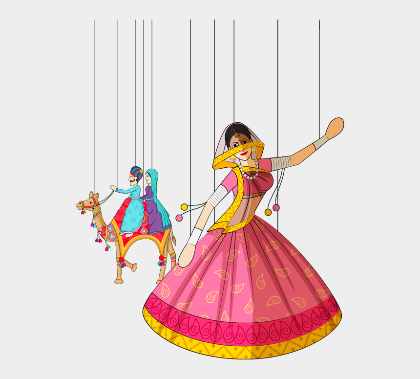 courteous clipart, Cartoons - Img - Rajasthan Folk Dance For Drawing