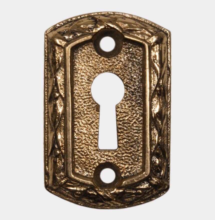 Antique Cast Keyhole - Keyhole Png, Cliparts & Cartoons ...