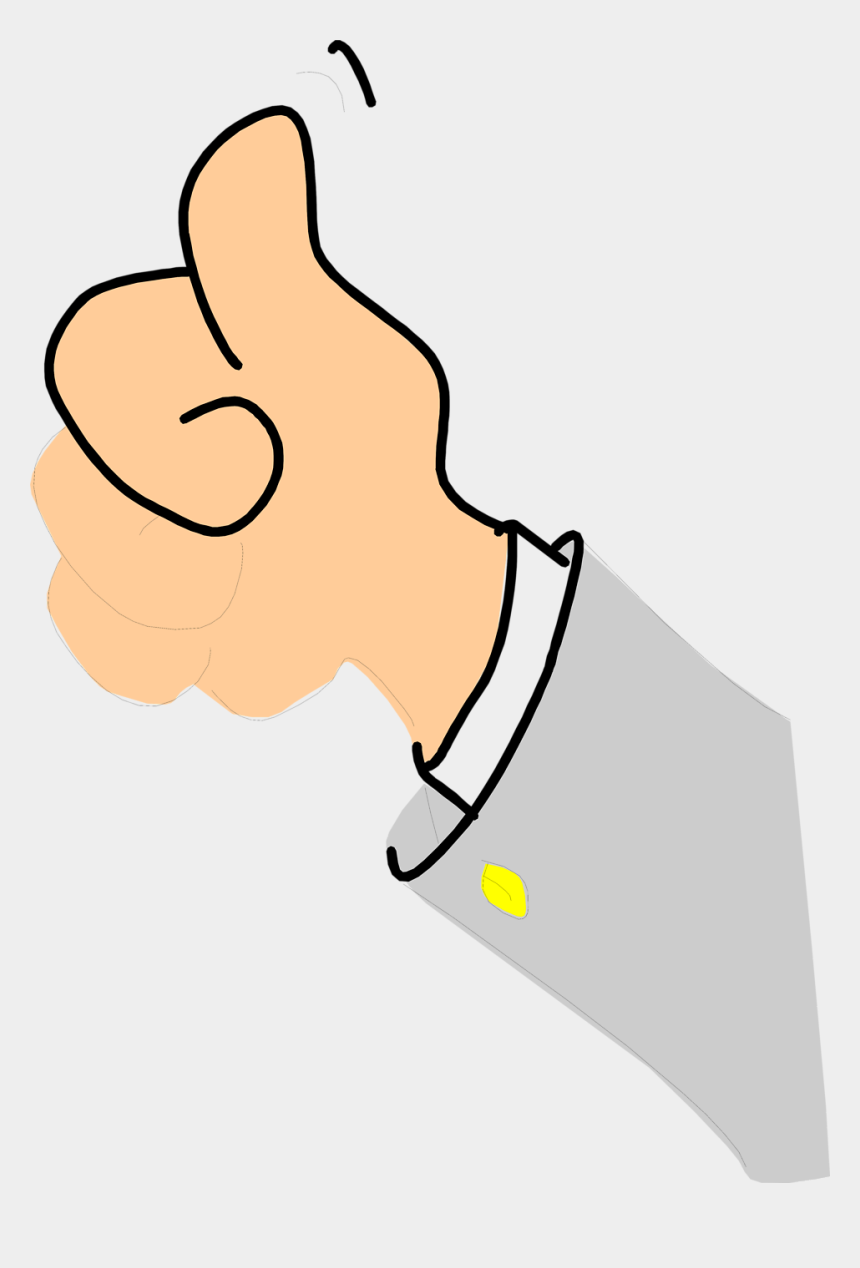 thumbs down clipart, Cartoons - Hands Up Png - Thumbs Up Cartoon Transparent Background
