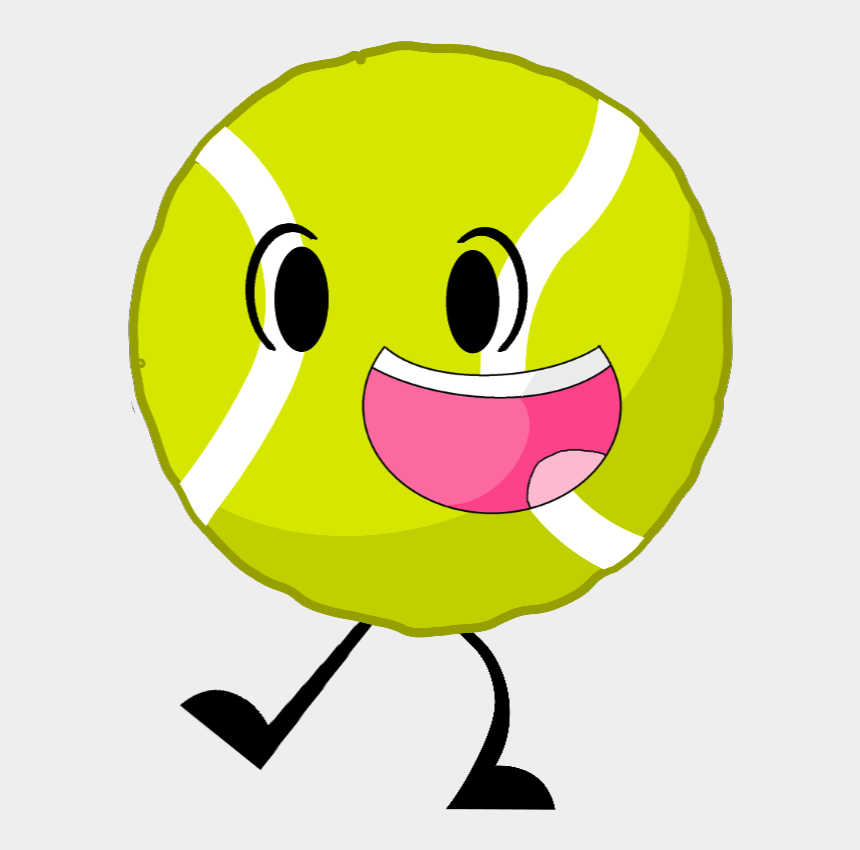 tennis ball clipart, Cartoons - Image - Object Shows Tennis Ball