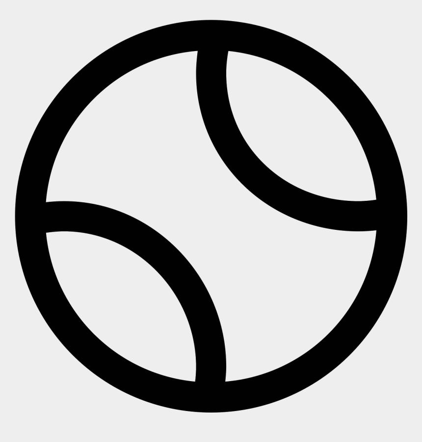 tennis ball clipart, Cartoons - Tennis Ball Clip Art No Background - Circle
