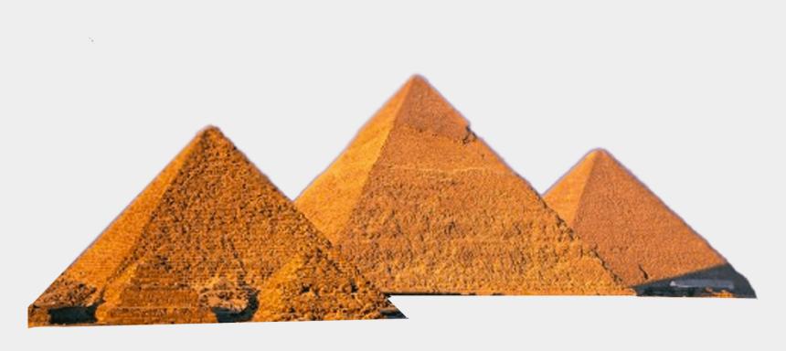 pyramid clipart, Cartoons - Pyramids 3 Egypt - Great Pyramid Of Giza