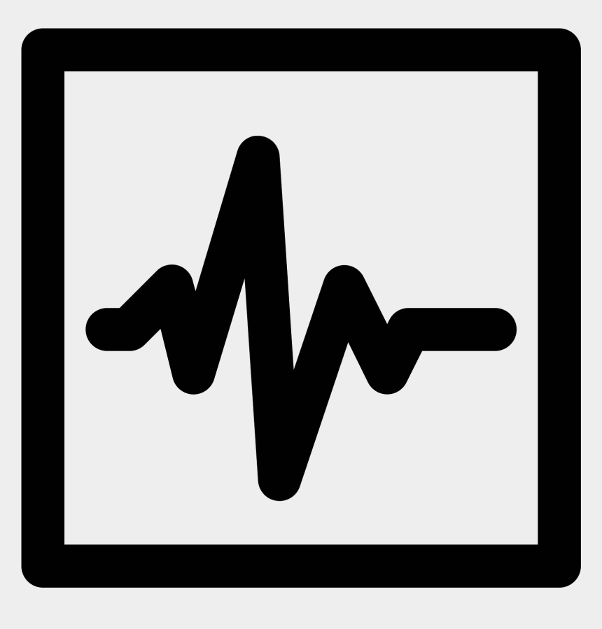 heartbeat clipart, Cartoons - Heart Monitor Icon Free