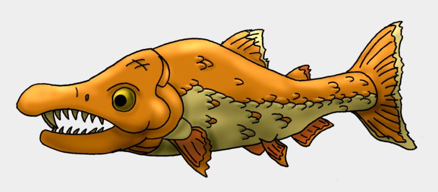 salmon clipart, Cartoons - Clipart Fish Salmon - Ark Sabertooth Salmon