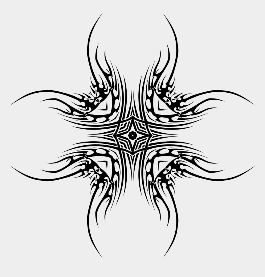 shamrock clip art, Cartoons - Four-leaf Clover Computer Icons Tattoo Clip Art Shamrock - Tribal Tattoo Designs