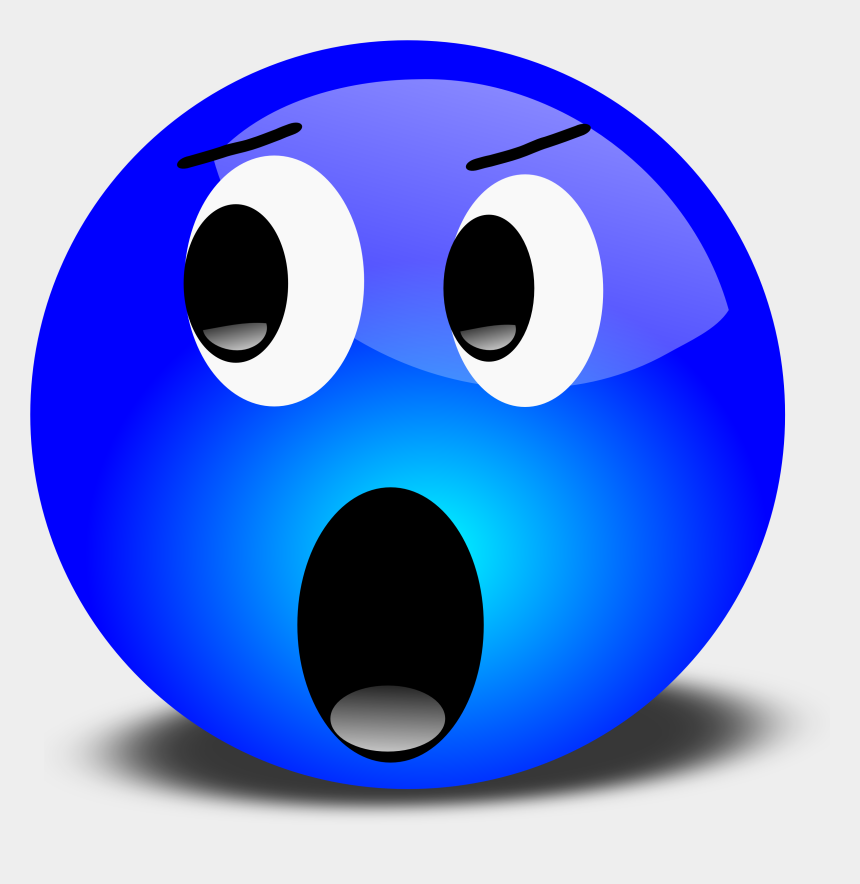 smiley face clipart, Cartoons - Happy Face Quotes - Blue Emoticons