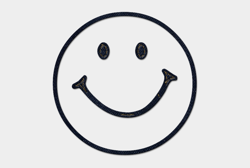 smiley face clipart, Cartoons - Smiley Face Transparent Background - Smiling Emoji Black And White
