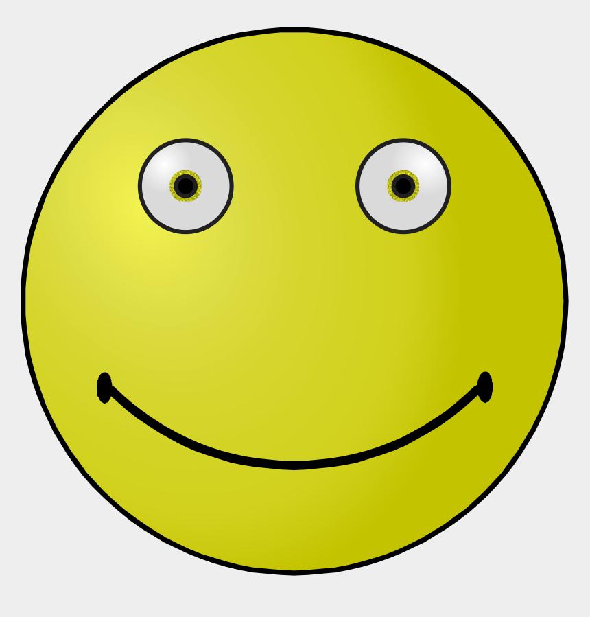 smiley face clipart, Cartoons - Happy Smiley Face Clip Art - Smiley Face Sprite