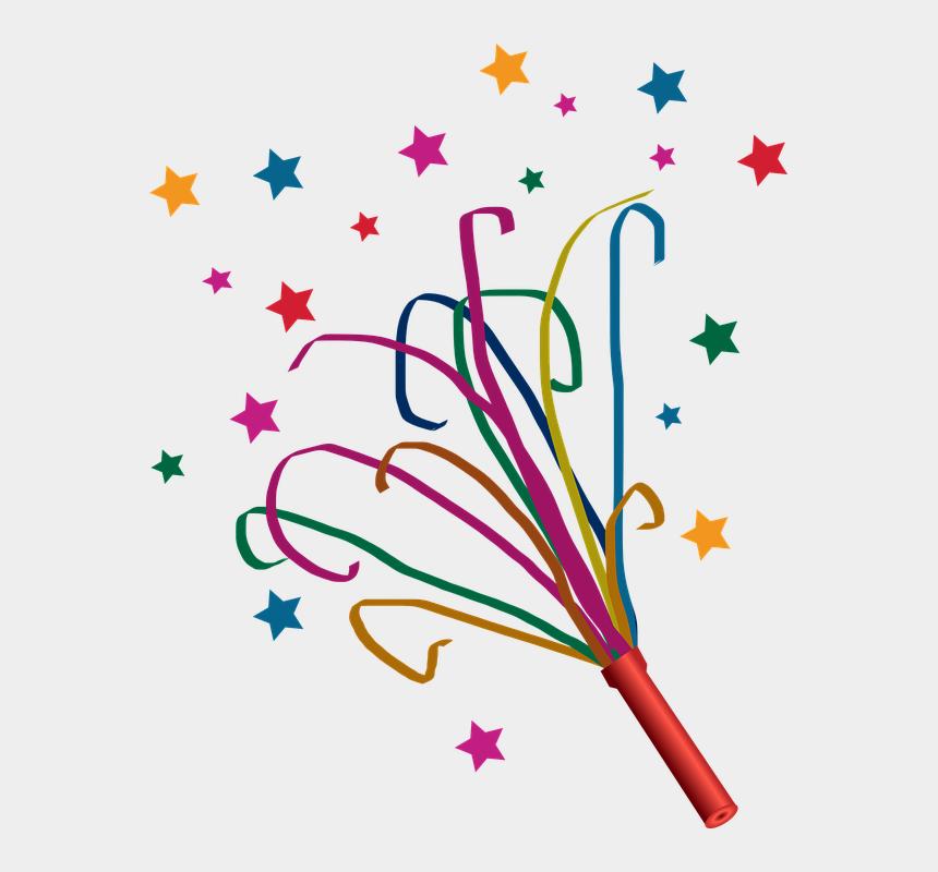 party clip art, Cartoons - Celebration Clipart Star Vector - Party Favors Clipart