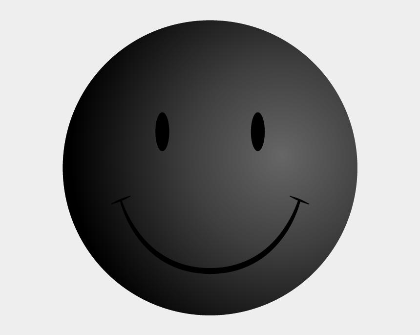 smiley face clipart, Cartoons - Aava 3d Tutorial - Sad Black Smiley Face