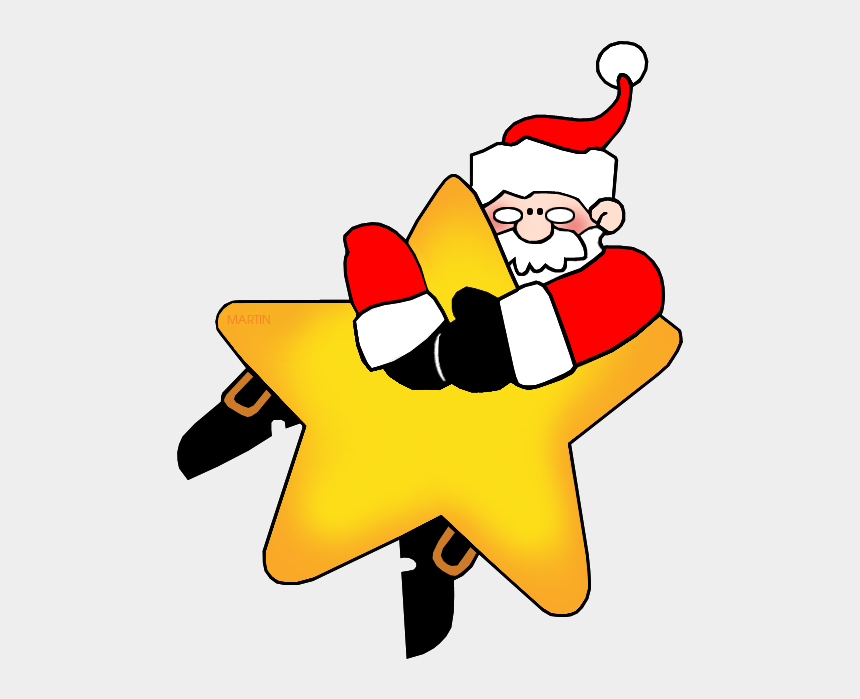 christmas star clip art, Cartoons - Christmas In July Clipart - Philip Martin Christmas Clip Art