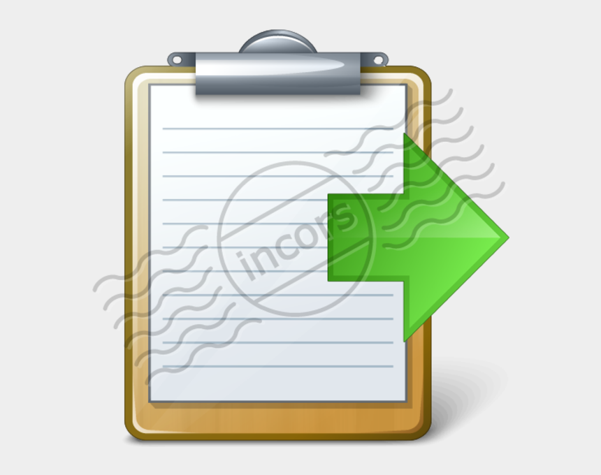 clipboard clipart png, Cartoons - Add To Clipboard