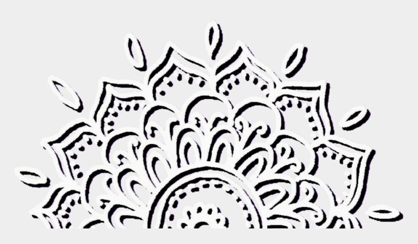mandala #white #asthetic #aesthetic #icon #cute #tumblr