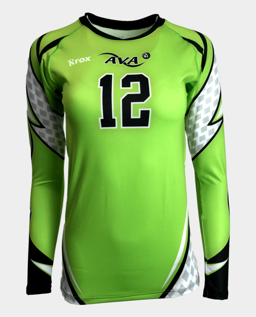 half volleyball clipart, Cartoons - Diamond Sublimated Volleyball Jersey - Sports Jersey