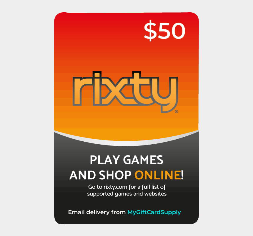 gift certificates clipart, Cartoons - Buy Rixty Gift Cards Email Delivery Mygiftcardsupply - Poster