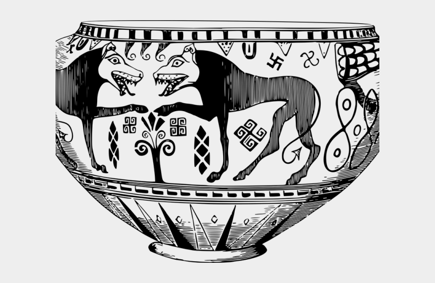 greek temple clipart, Cartoons - Greece Clipart Greek Vase - Portable Network Graphics