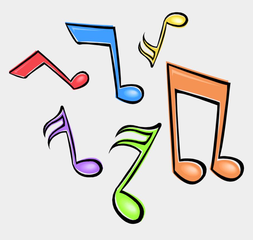 Clipart Of Notes Music And Score Note De Musique En Couleur Cliparts Cartoons Jing Fm
