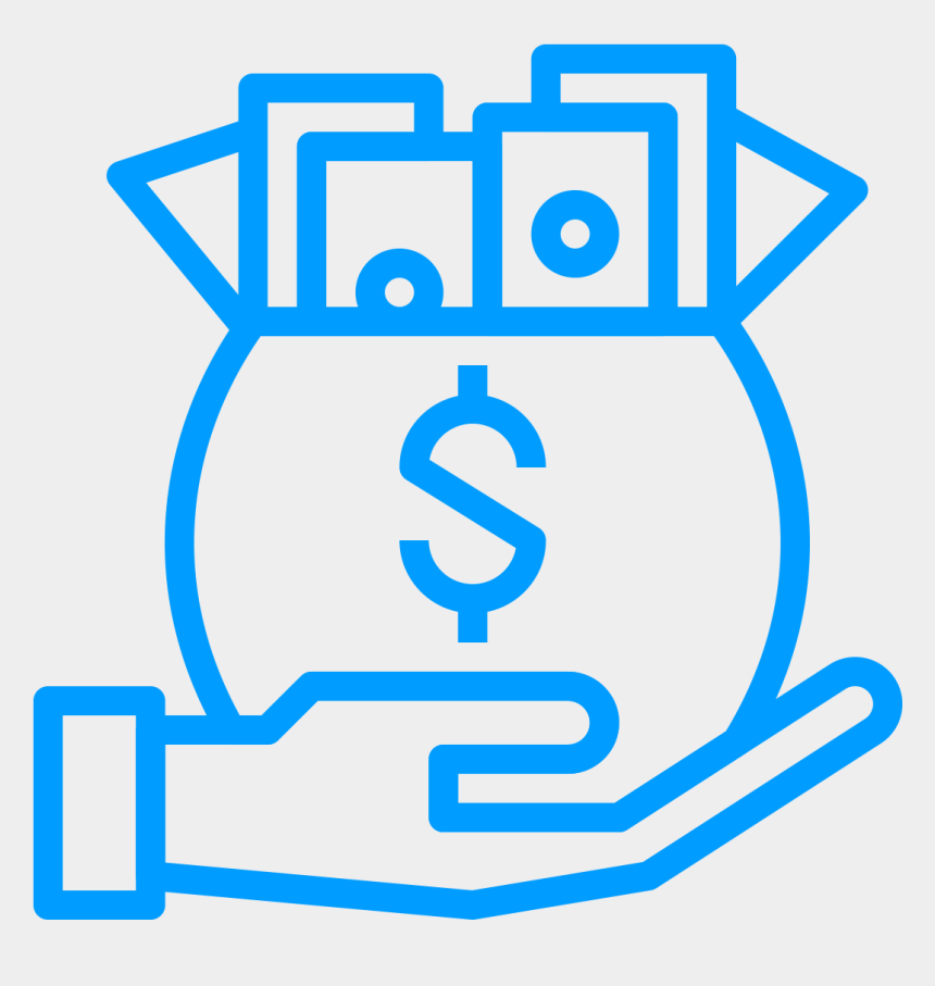 one dollar bill clipart, Cartoons - Whether You Have Unpaid Bills On Your Hands, You're - Money Cycle
