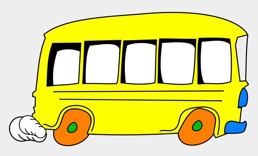 shh clipart, Cartoons - Outline Of A Bus