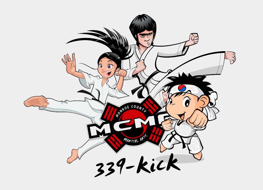 Martial Arts Clipart Korean Cartoon Woman Karate Cliparts Cartoons Jing Fm