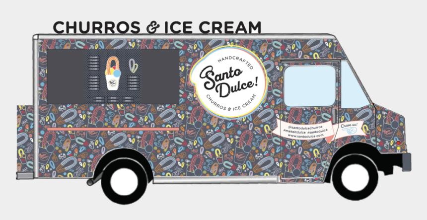 churro clipart, Cartoons - Continue - Churros Food Truck Design