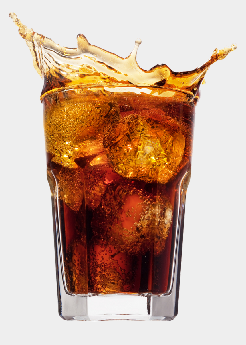 soda cup clipart, Cartoons - Liquid Clipart Glass Soda - Soft Drinks In Glass