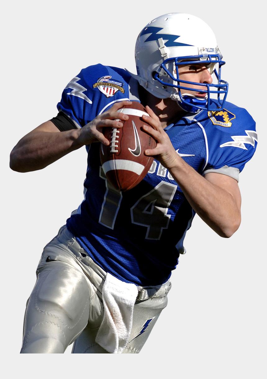 quarterback clipart, Cartoons - Quarterback Clipart - Quarterback - American Football Player Png