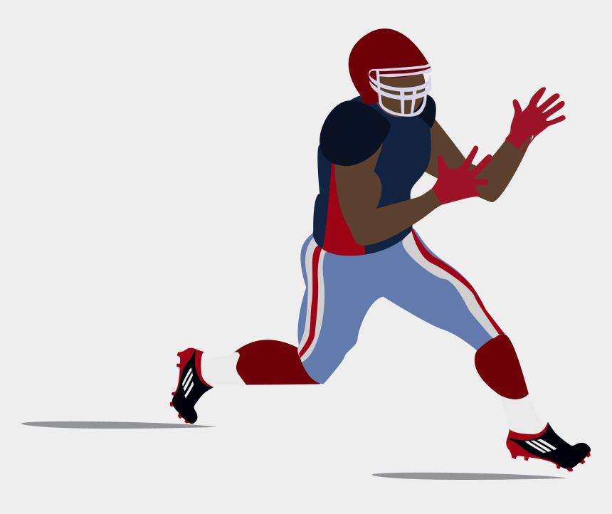 quarterback clipart, Cartoons - American Football Player Png - Cartoon Football Player Transparent