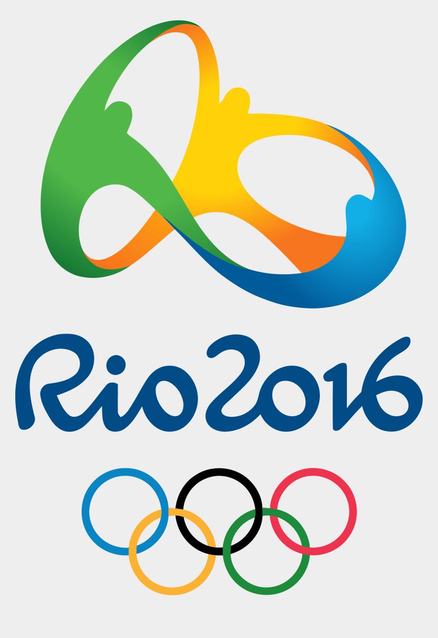 olympic clipart, Cartoons - Rio 2016 Olympic Games Logo - Rio 2016 Logo Png