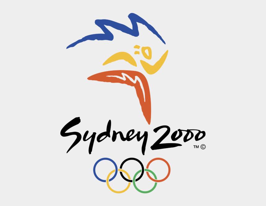 olympic clipart, Cartoons - Summer Olympic Games 1996 Rio 2000 2020 - Sydney 2000 Olympics Logo
