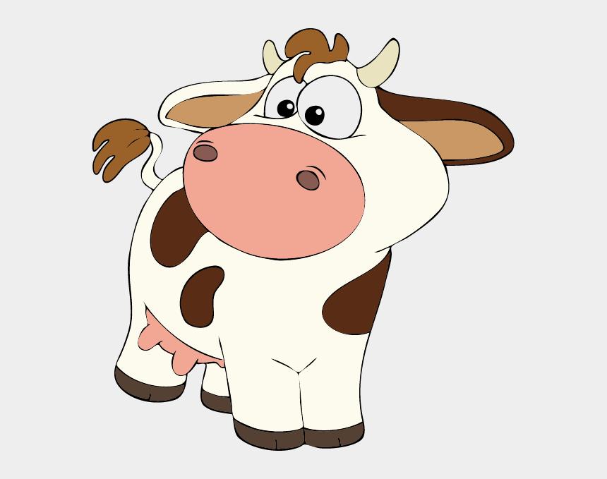rustic clipart, Cartoons - Rustic Clipart Cow - Vaca Clip Art