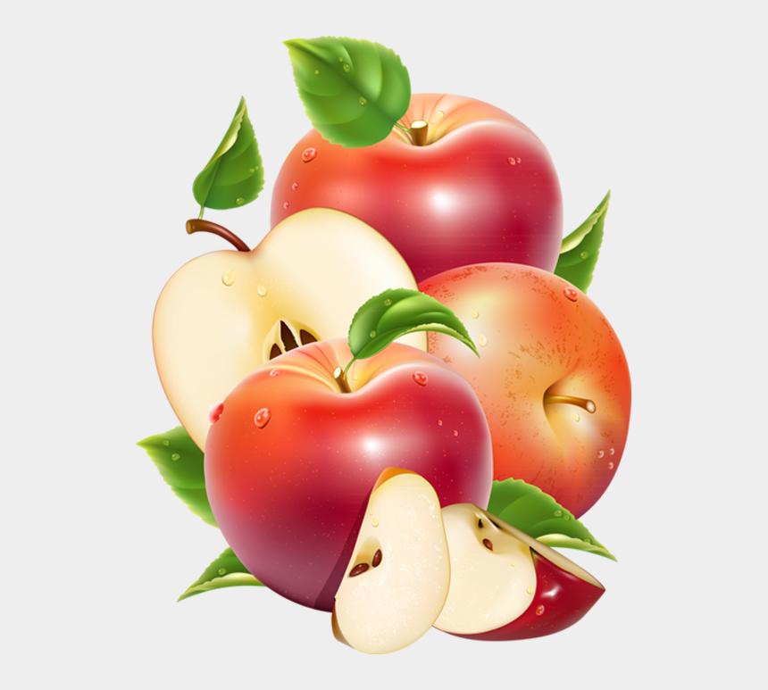 delicious clipart, Cartoons - Delicious Apples - Fruit Art Clipart Png