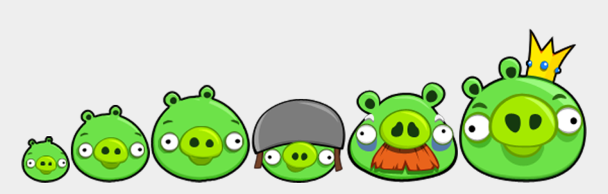 angrybird clipart, Cartoons - Collection Of High Quality Free Image Ⓒ - Angry Birds Pig Family
