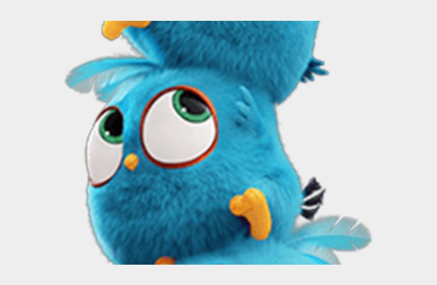 Clipart Wallpaper Blink Angry Birds Movie Blue Bird