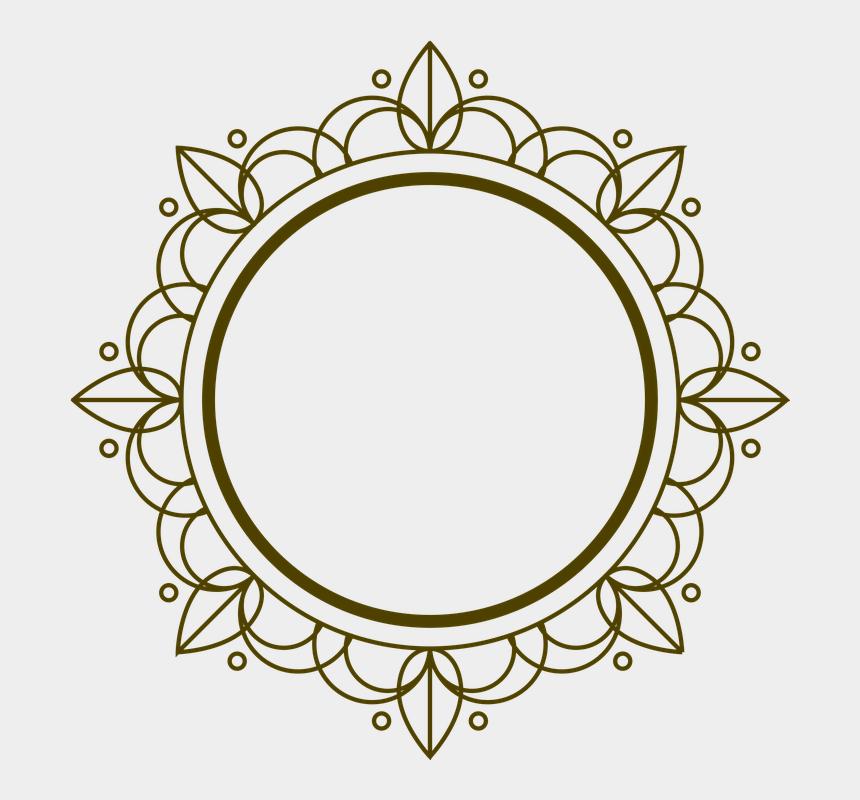 art deco clipart, Cartoons - Free Image On Pixabay Frame Decoration Border Ⓒ - Art Nouveau Decorative Border