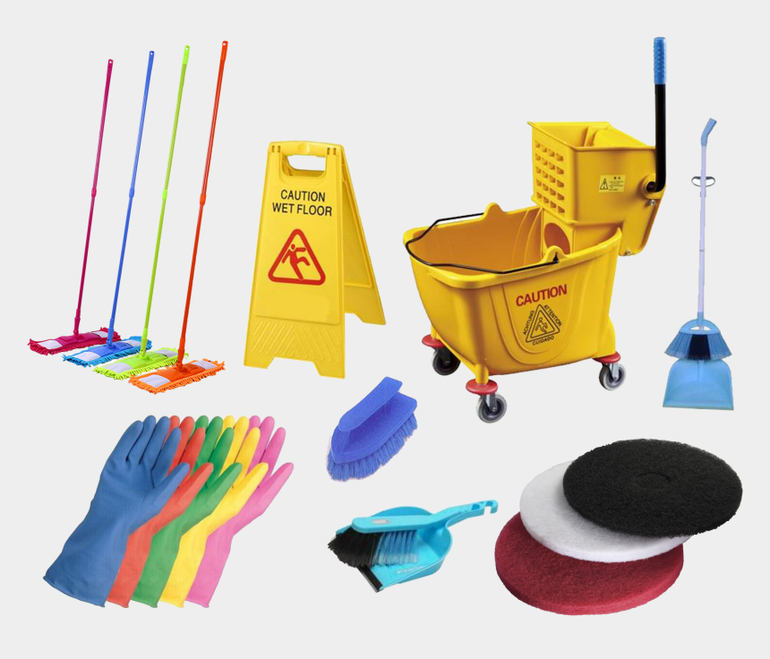 carpet cleaning clipart, Cartoons - Carpet Cleaning Janitor Cleaner Mop Bucket Cart Ⓒ - Cleaning