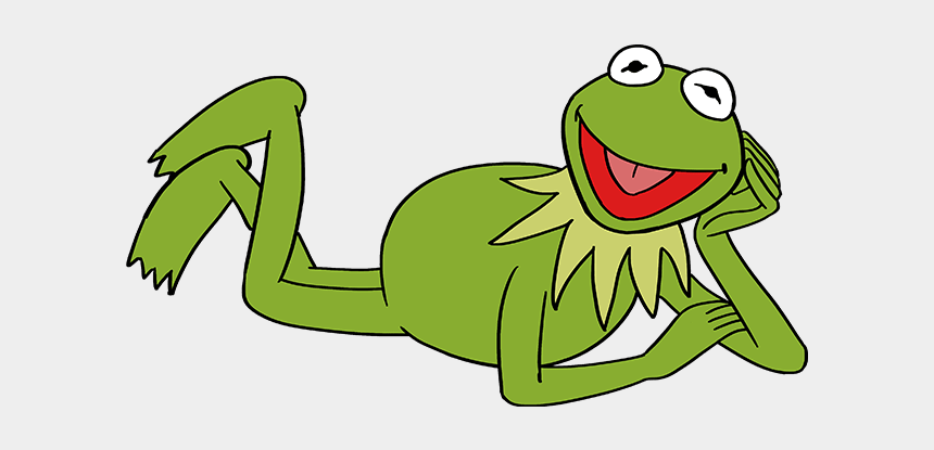 frog life cycle clipart, Cartoons - How To Draw Kermit The Frog - Kermit Drawing Step By Step