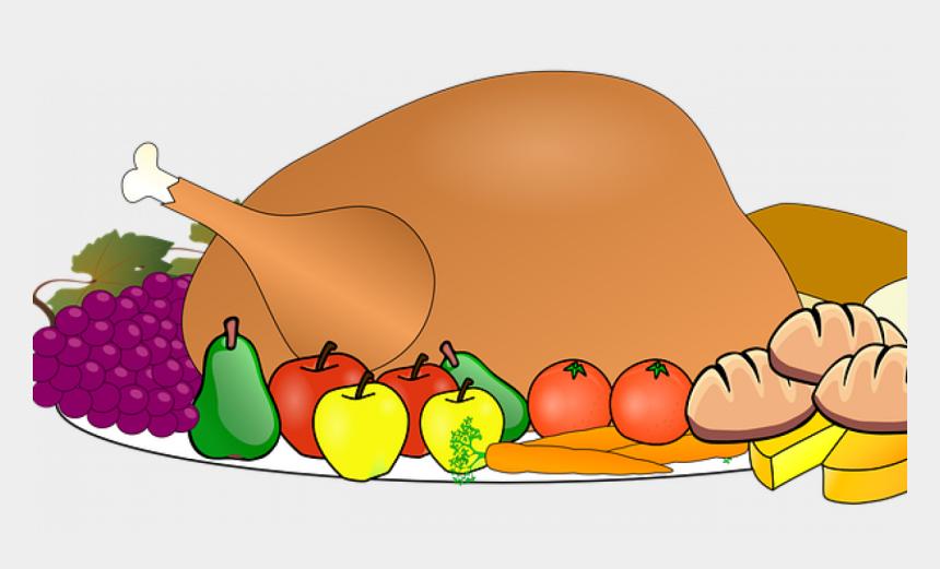 family eating dinner clipart, Cartoons - Thanksgiving Dinner At Yesler Community Center - Feast Clipart