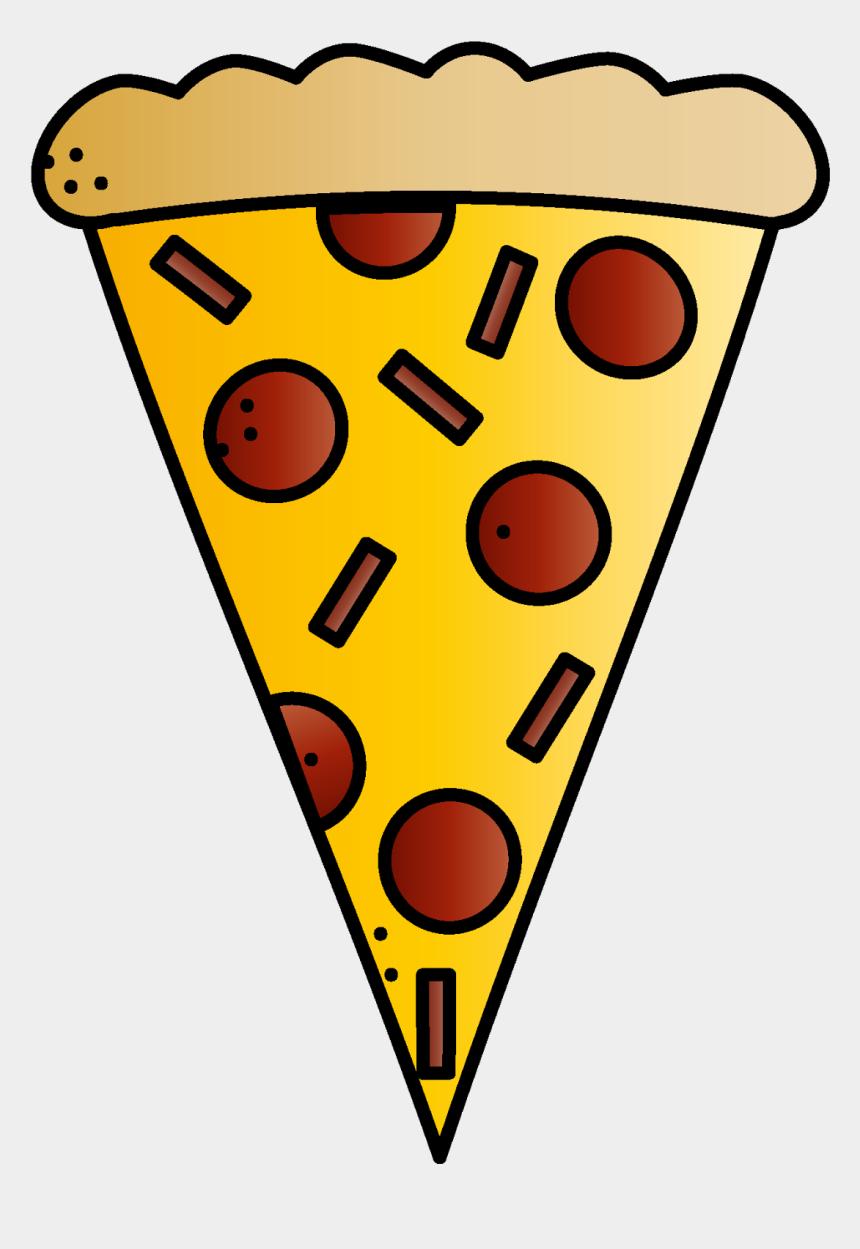 slice of pizza clipart, Cartoons - Pizza Clipart Triangle - Triangle Pizza Slice Clip Art