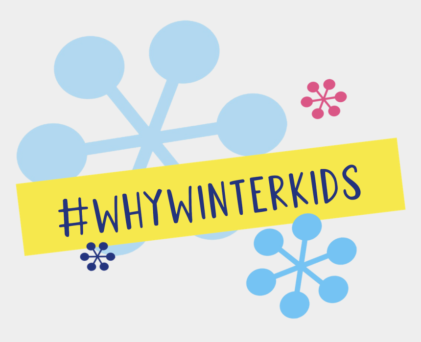 """kids playing outside clipart, Cartoons - """"the Winterkids Guide To Outdoor Active Learning Has - Graphic Design"""
