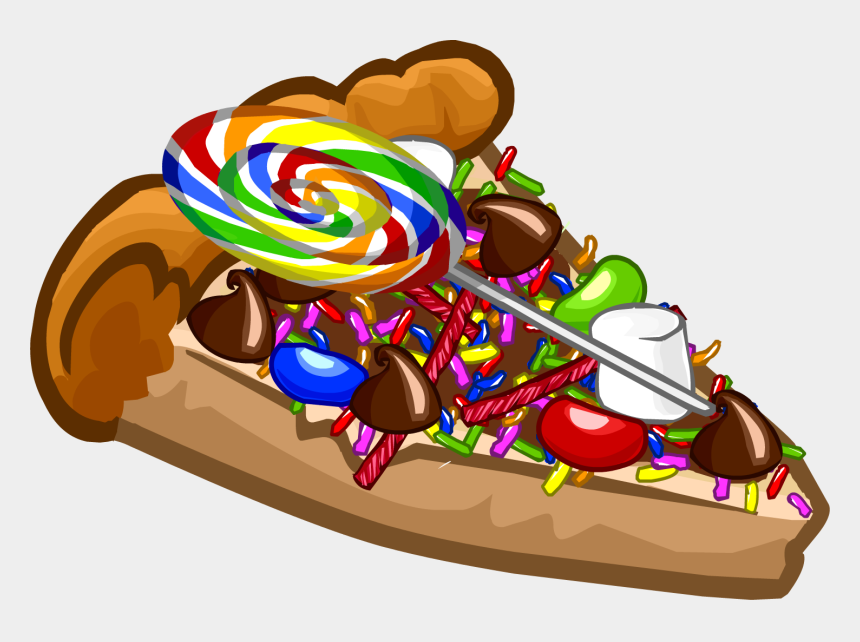 slice of pizza clipart, Cartoons - Clipart Candy Pizza - Club Penguin Pizza Pin