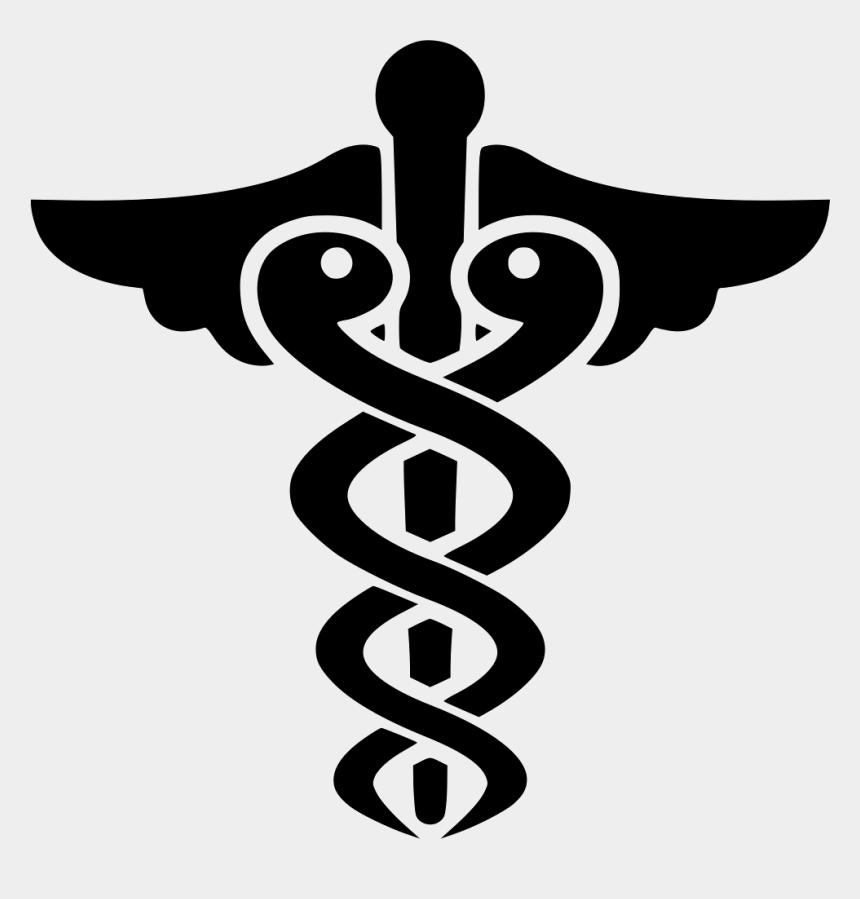 caduceus medical symbol clipart, Cartoons - Healthcare Icon Png - Medicine
